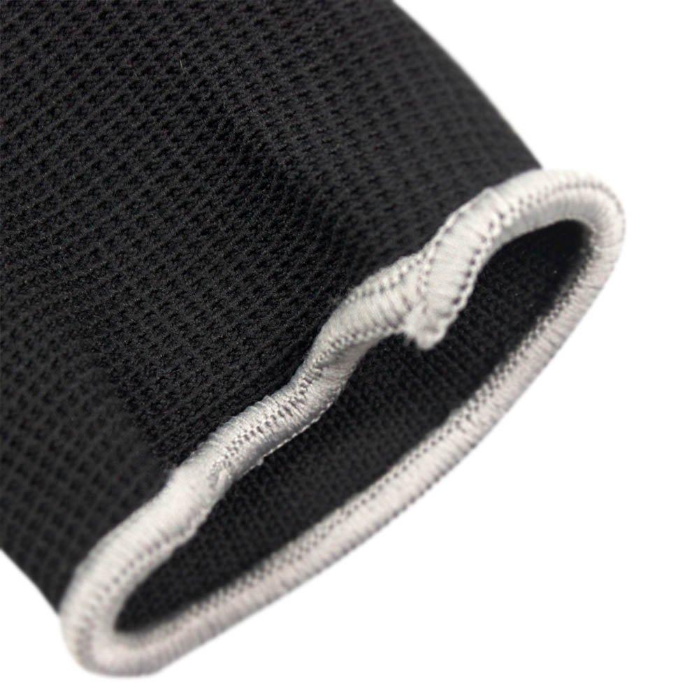 Luva de Segurança Tamanho XXG - PU Preta - Imagem zoom