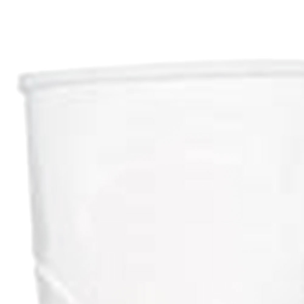 Bota PVC Branca com Forro Cano 30cm n°35/36 - Imagem zoom