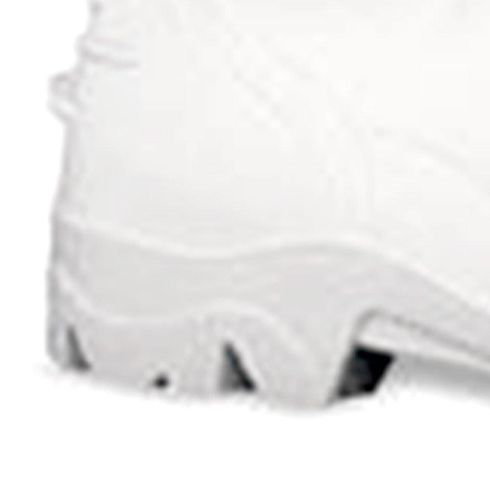 Bota PVC Branca com Forro Cano 30cm n°44/45 - Imagem zoom