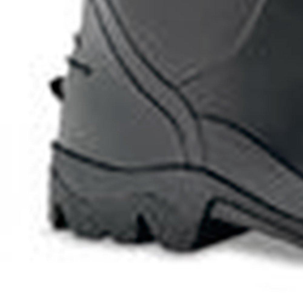 Bota PVC Preta sem Forro Cano 30cm n° 33/34 - Imagem zoom