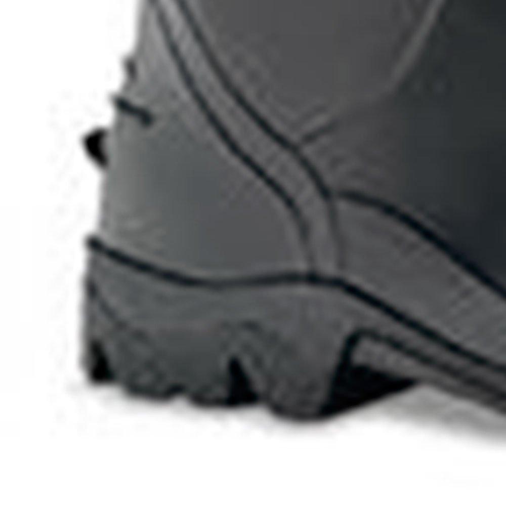 Bota PVC Preta sem Forro Cano 30cm n° 43 - Imagem zoom