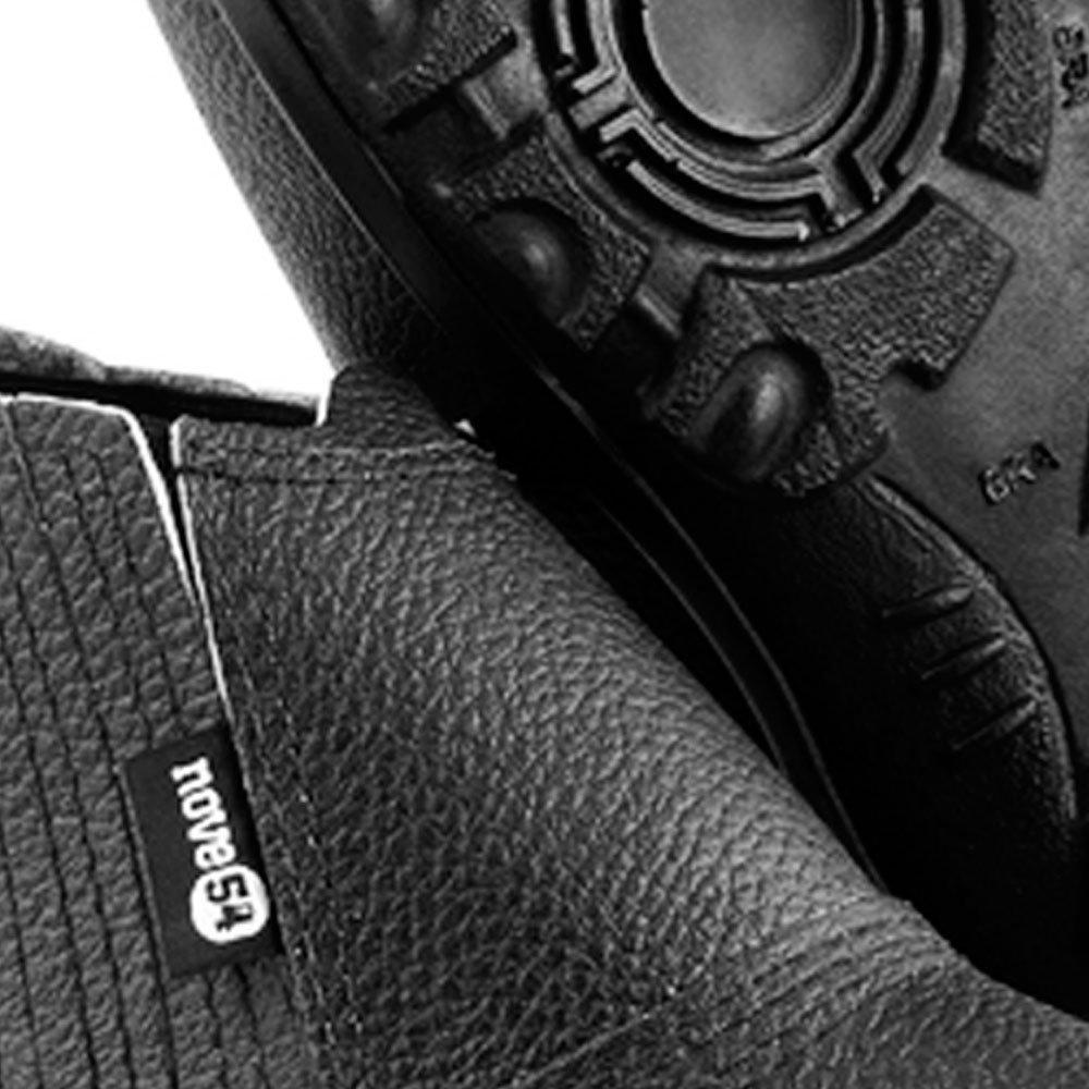 Botina de Segurança de Elástico com Biqueira em Aço nº 44 - Imagem zoom