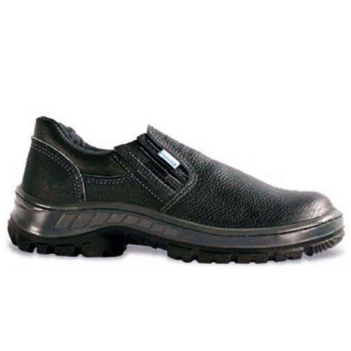 sapato de segurança com elástico e biqueira em polipropileno - número 34