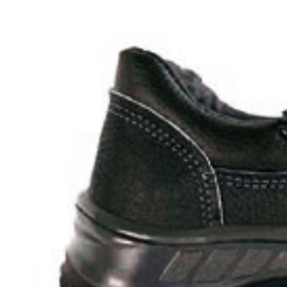 Sapato de Segurança com Elástico e Biqueira em Polipropileno - Número 36 - Imagem zoom