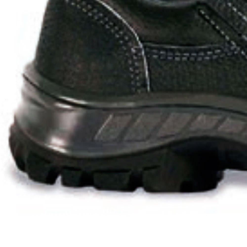 Sapato de Segurança com Elástico e Biqueira em Polipropileno - Número 39 - Imagem zoom