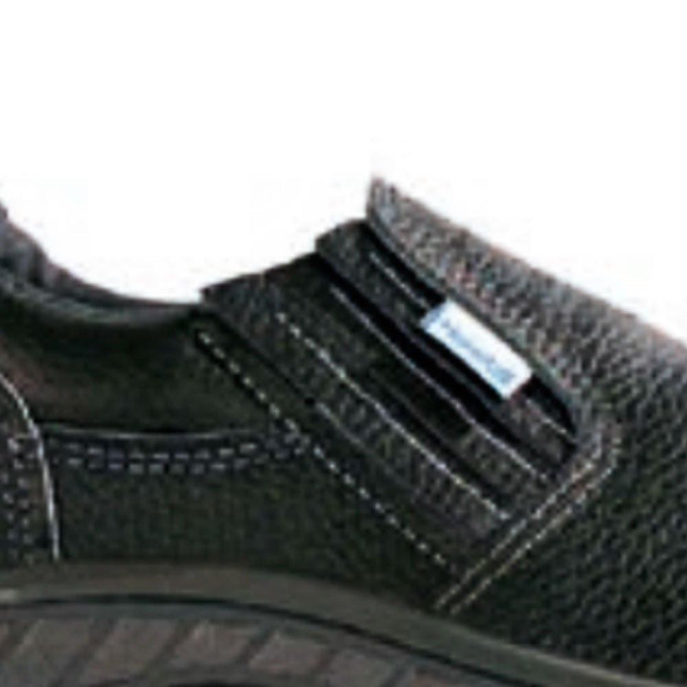 Sapato de Segurança com Elástico e Biqueira em Polipropileno - Número 42 - Imagem zoom