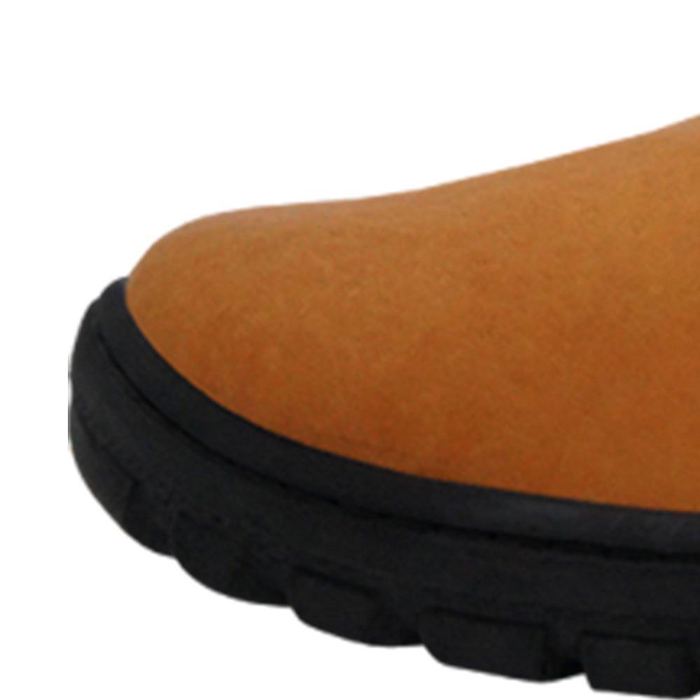 Botina de Segurança Elástico Agro Boot Marrom - Número 41 - Imagem zoom