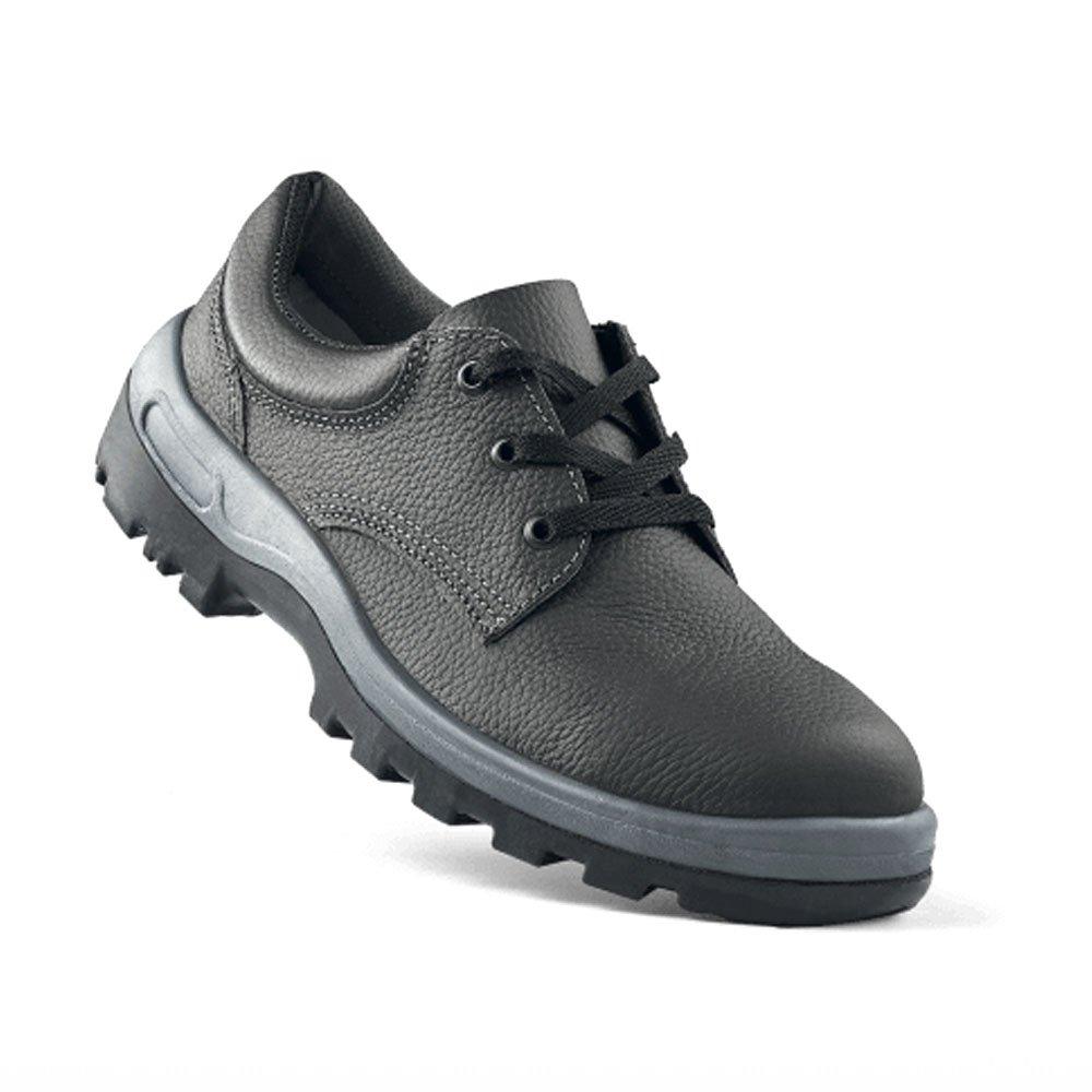 Sapato de Segurança com Cadarço e Bico de Aço - Número 38 - Imagem zoom