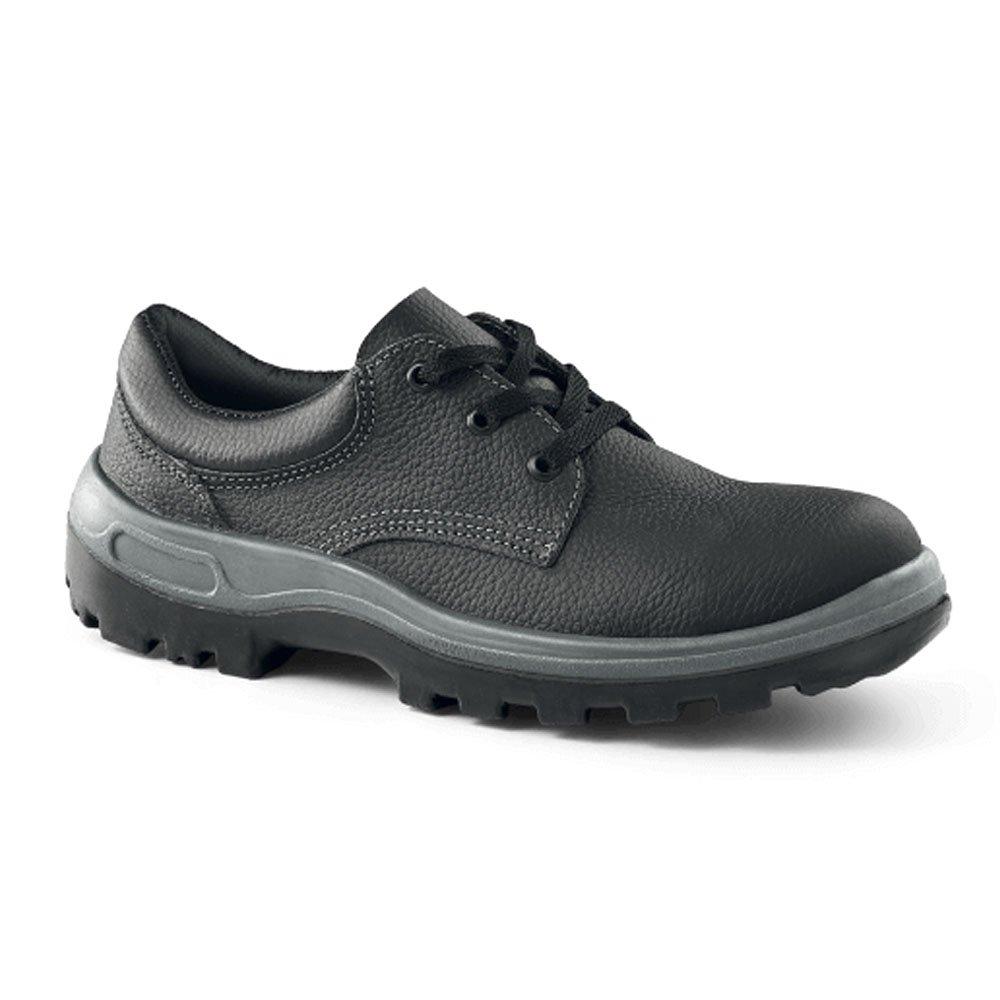 Sapato de Segurança com Cadarço e Bico de Aço - Número 42 - Imagem zoom