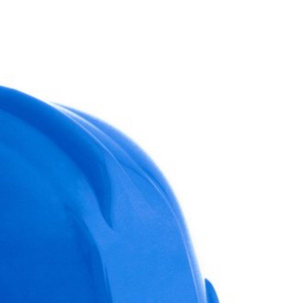 Capacete de Segurança Azul  - Imagem zoom