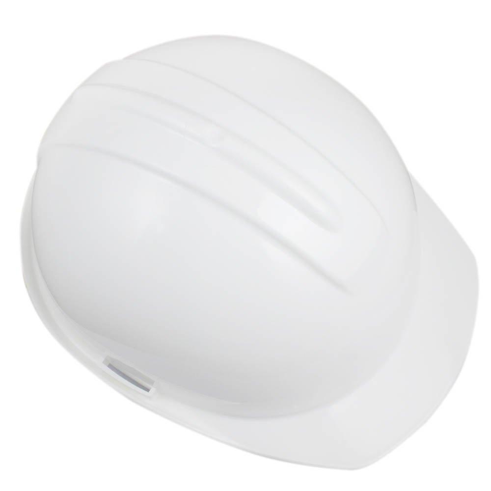 Capacete de Segurança Branco com Carneira - Evolution - Imagem zoom