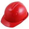 Capacete de Segurança Vermelho com Carneira - Evolution - Imagem 2