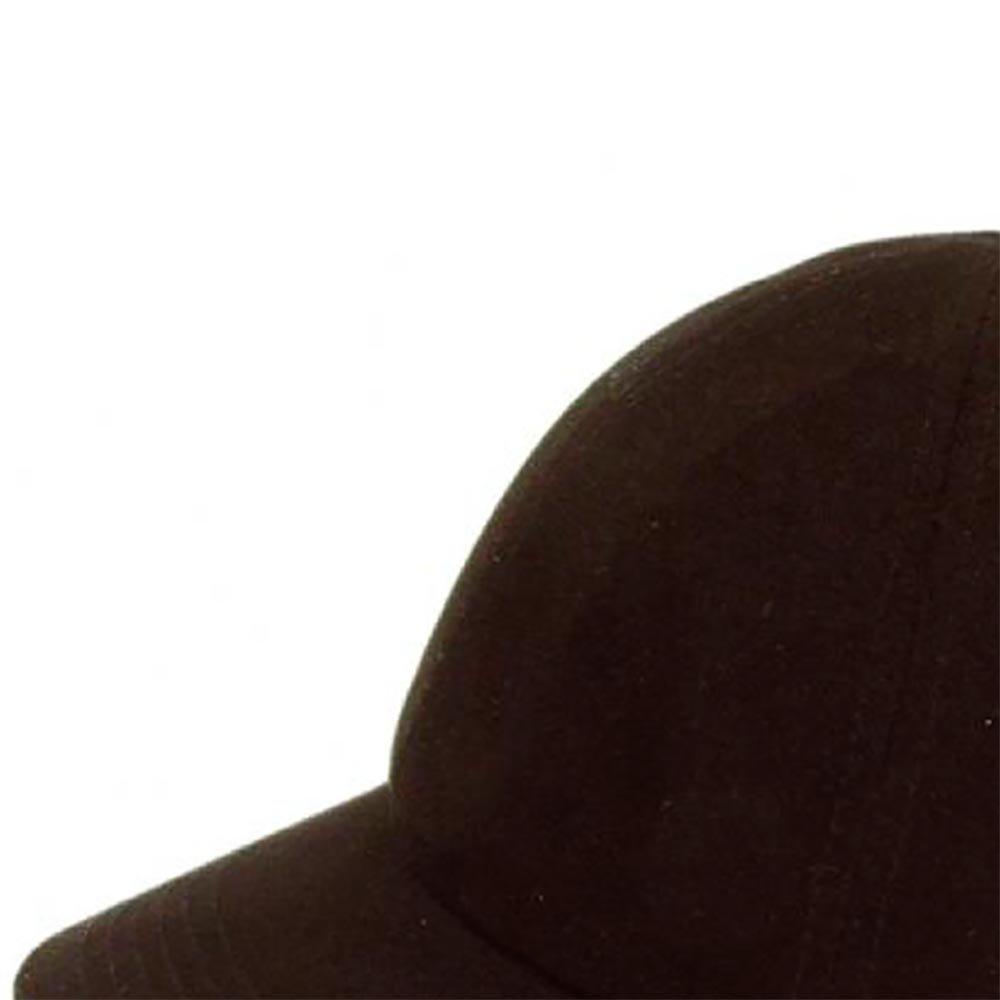 Boné de Proteção Preto com Aba Frontal - Imagem zoom