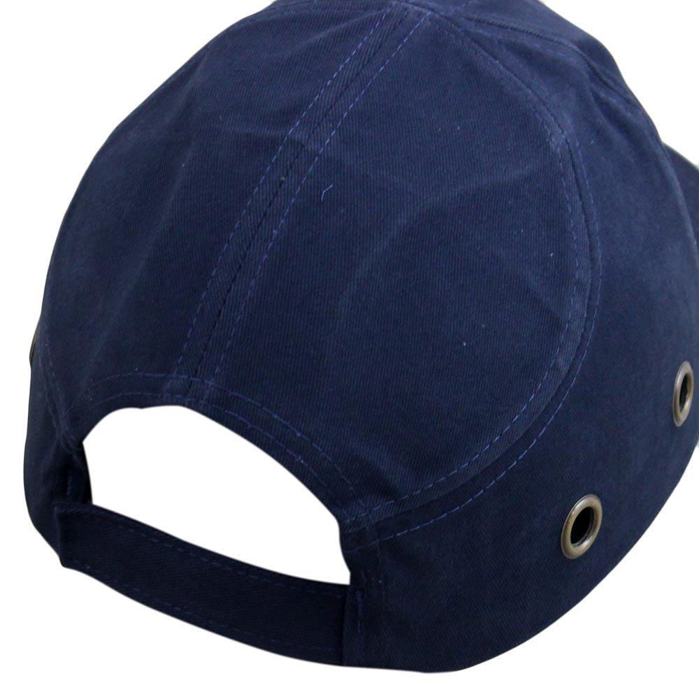 Boné de Proteção Azul Marinho - Imagem zoom