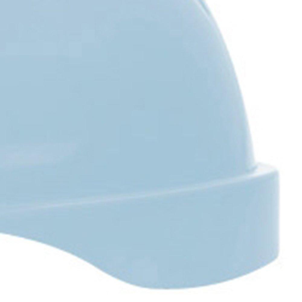 Capacete de Segurança Azul Pastel Turtle sem Suporte - Imagem zoom