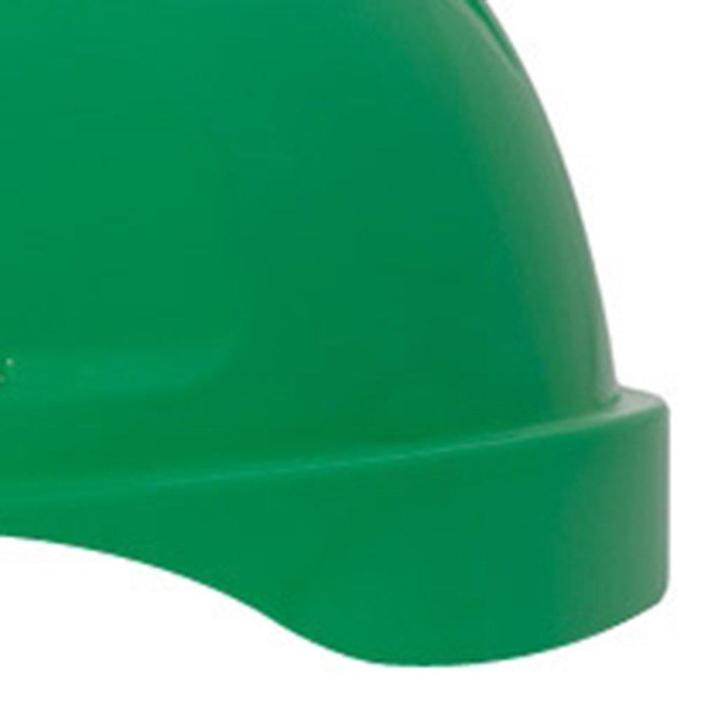 Capacete de Segurança Verde Turtle sem Suporte - Imagem zoom