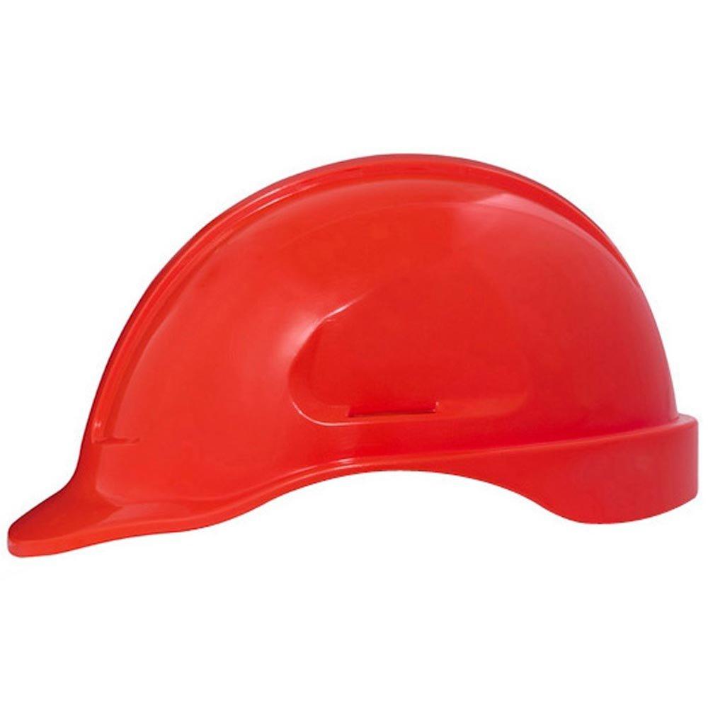 Capacete de Segurança Vermelho Turtle com Absorvedor de Impacto - Imagem zoom