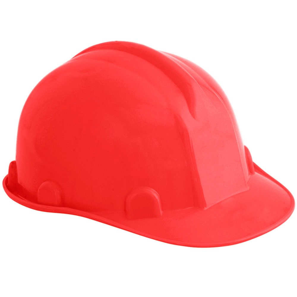 50c656ccef52b Capacete de Segurança Vermelho com Carneira - NOVE 54-70.90.474.000 ...