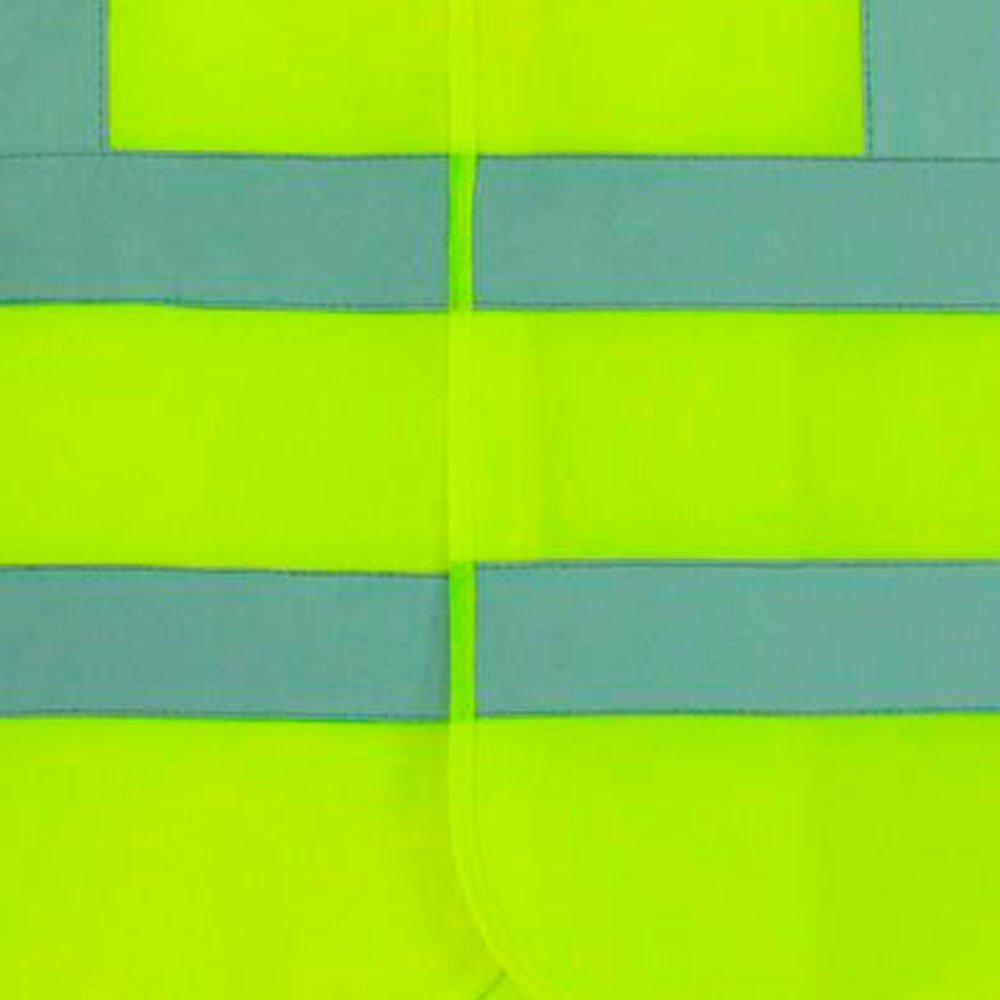 4e7b318f33ad1 Colete Refletivo Jaqueta Amarelo XG - PROTEPLUS-2850007 - R 17.9 ...