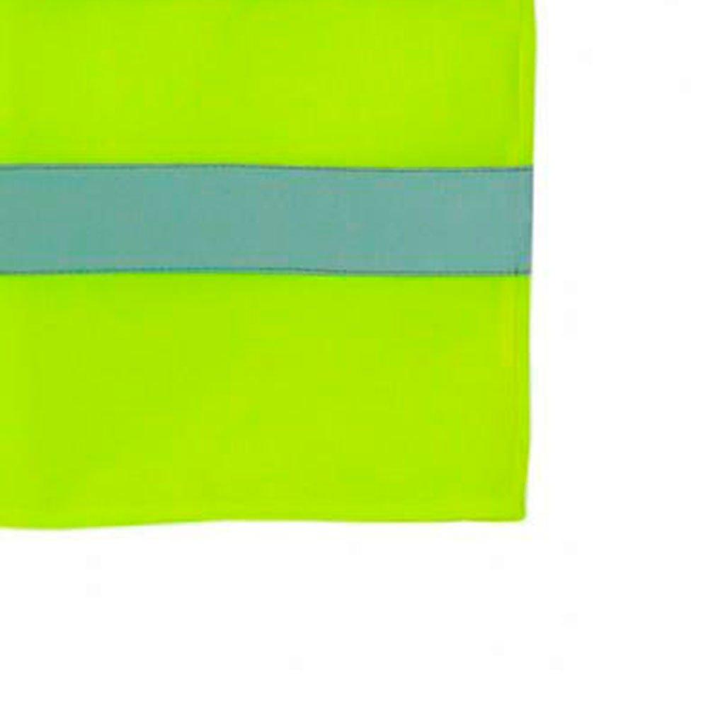 Colete Refletivo Jaqueta Amarelo XG - Imagem zoom