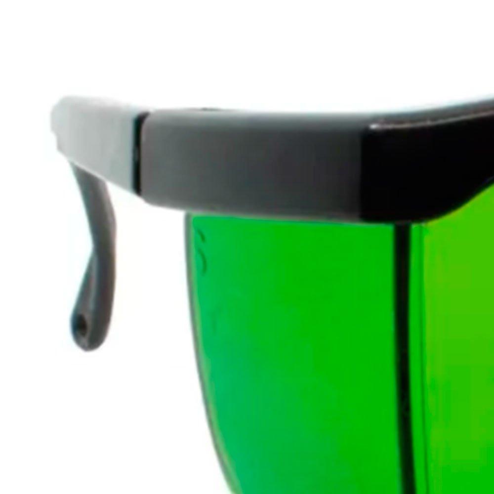 Óculos de Segurança Imperial Modelo Rio de Janeiro Verde - Imagem zoom