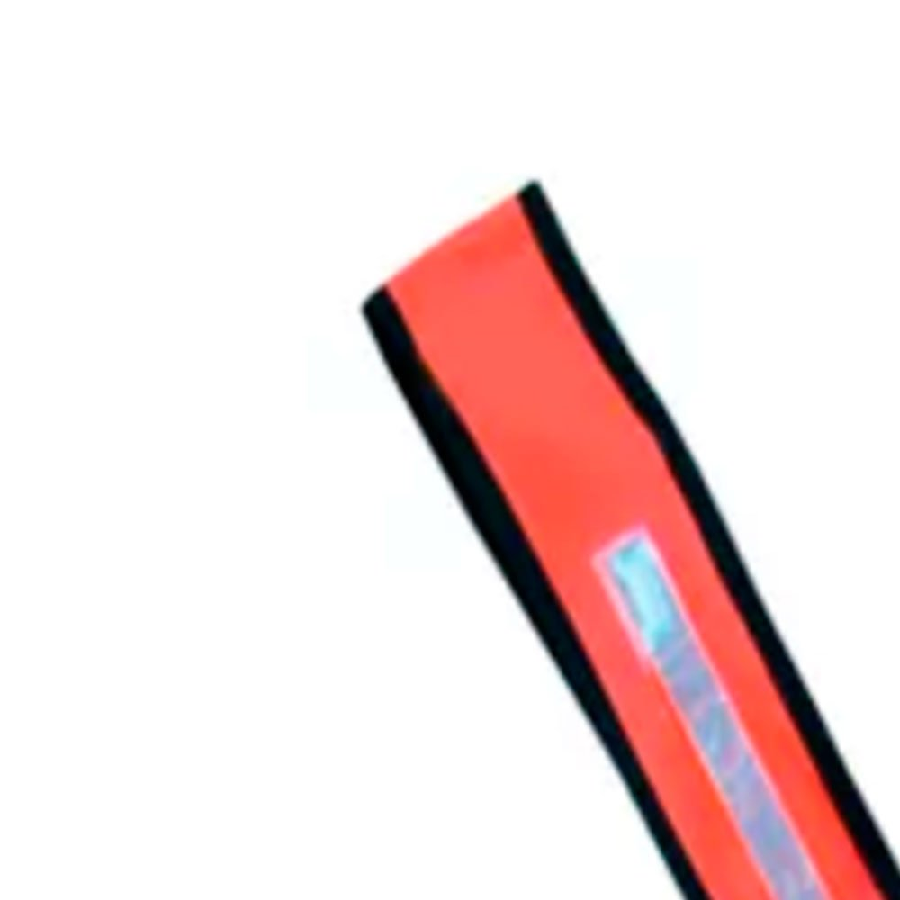 Colete X Refletivo Laranja Tamanho Único - Imagem zoom