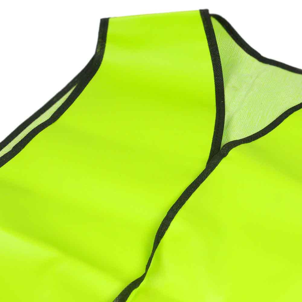 3d4760a7c2682 Colete Refletivo Verde e Branco - PROSAFETY-1902 - R 18.32   Loja do ...