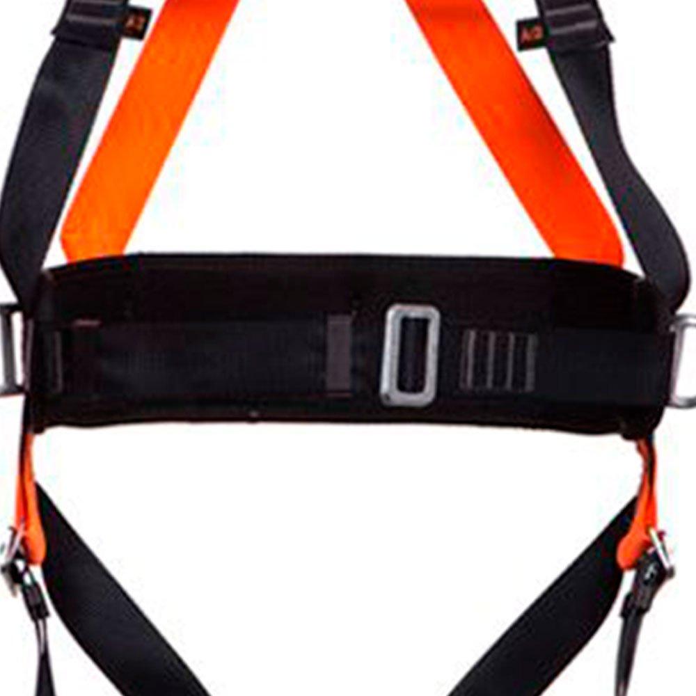 Cinturão de Segurança tipo Paraquedista Contra Quedas com Regulagem Total - Imagem zoom