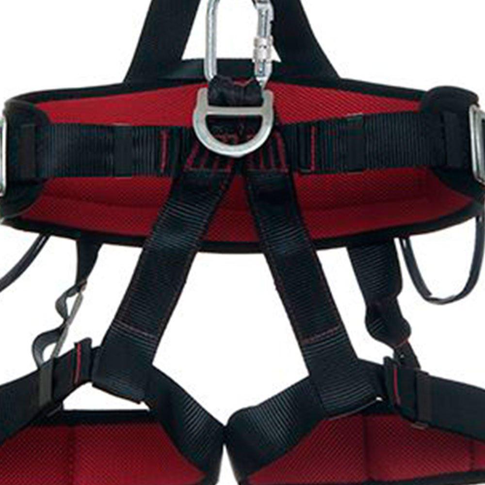 Cinturão de Segurança Paraquedista com Regulagem Total e 5 Pontos de Ancoragem - Imagem zoom