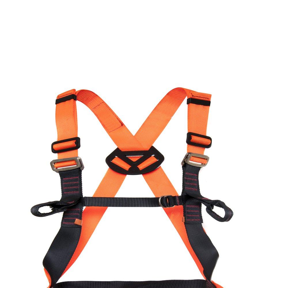 Cinturão Paraquedista com Regulagem Total - Imagem zoom
