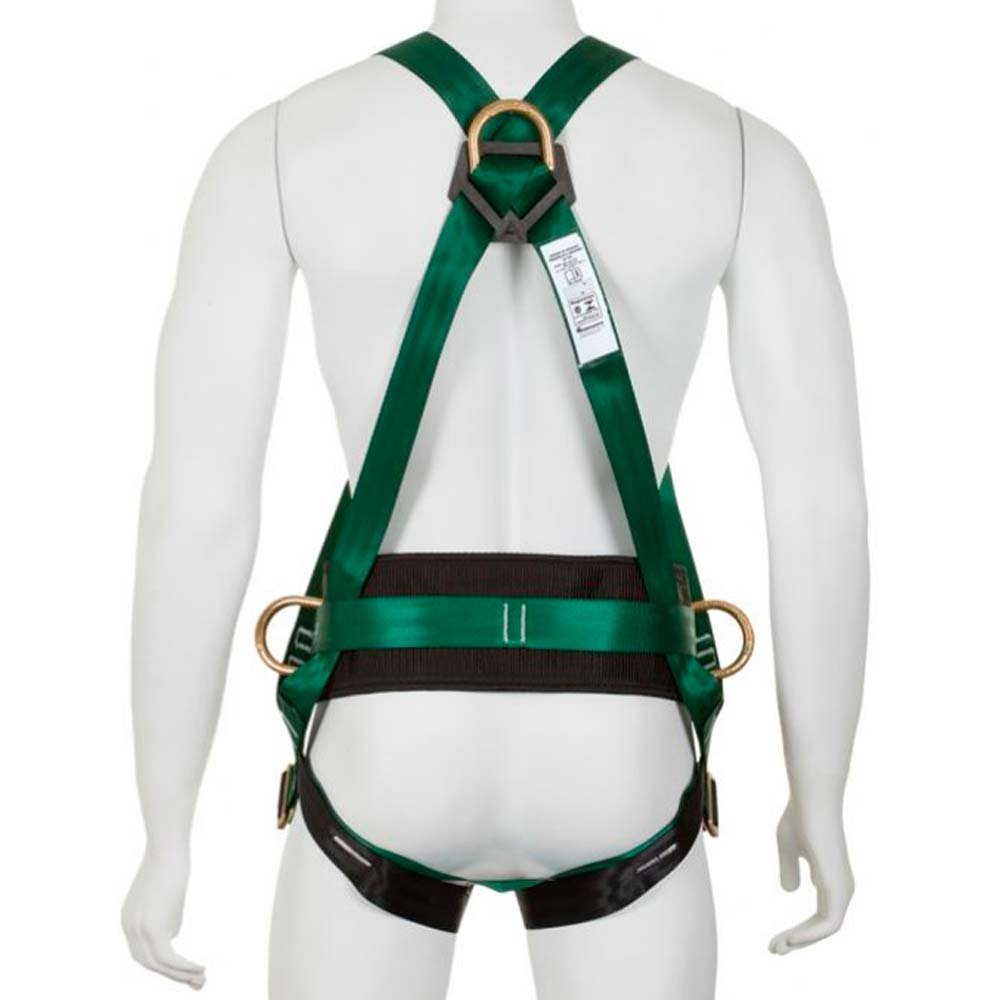 Cinturão de Segurança tipo Paraquedista Contra Quedas - Imagem zoom