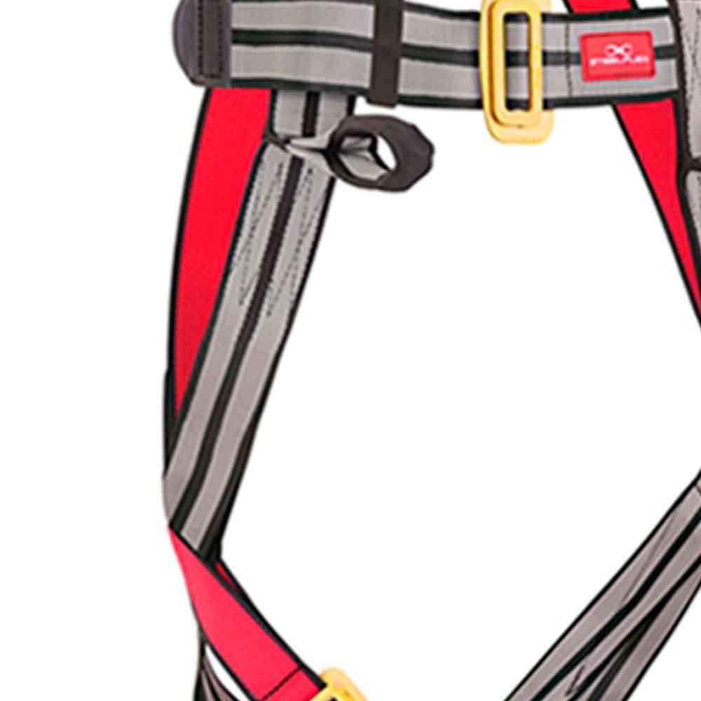 Cinto de Segurança tipo Paraquedista com 2 Pontos de Ancoragem - Imagem zoom