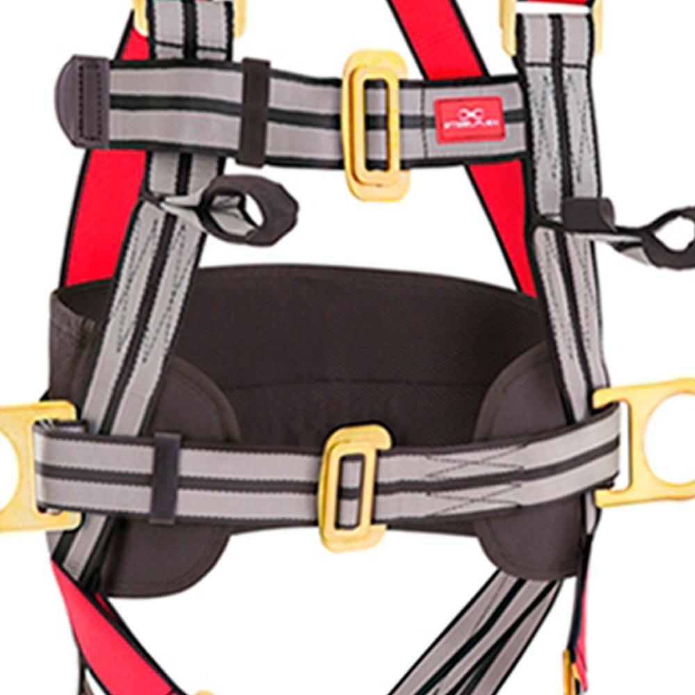 Cinto de Segurança Tipo Paraquedista com 4 Pontos de Ancoragem - Imagem zoom