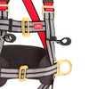 Cinto de Segurança Tipo Paraquedista com 4 Pontos de Ancoragem - Imagem 5