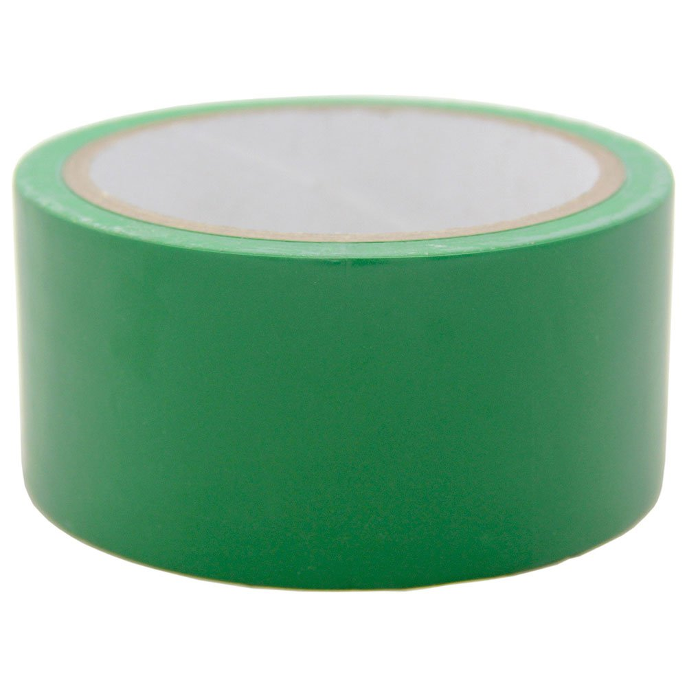 Fita para Demarcação de Solo Verde 48mm x 14m  - Imagem zoom