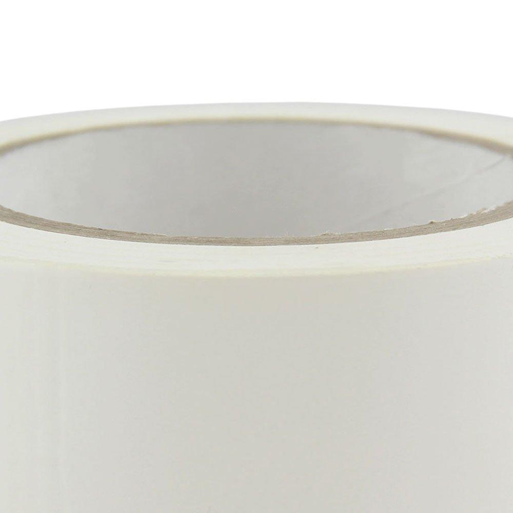 Fita para Demarcação de Solo Branco 50mm x 30m - Imagem zoom