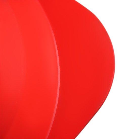 Cone Sinalizador Branco e Laranja com 750 mm de Altura - Imagem zoom