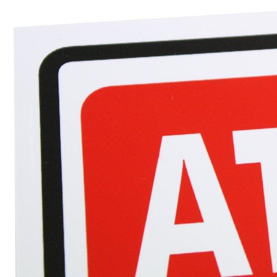 Placa Sinalizadora de Atenção Uso Obrigatório de Cinto de Segurança - Imagem zoom