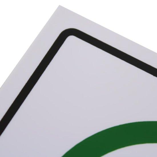 Placa Sinalizadora Proibido Entrar sem Camisa  - Imagem zoom