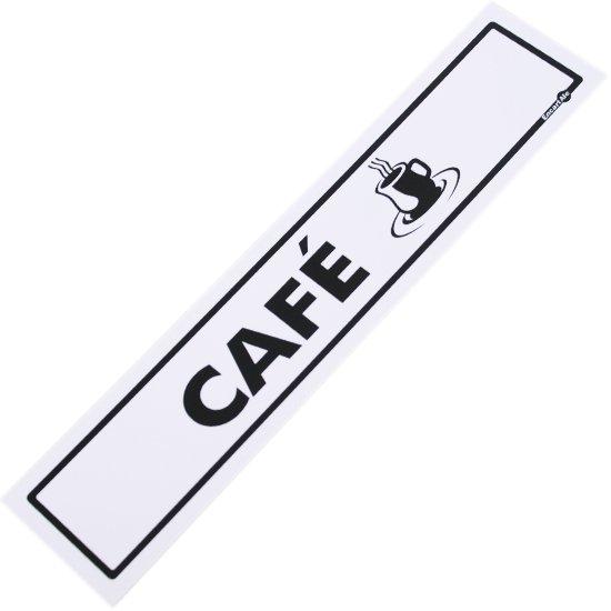 Placa Sinalizadora para Café - Imagem zoom