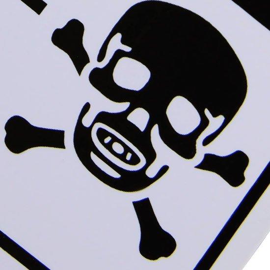 Placa Sinalizadora Perigo Risco de Morte - Imagem zoom