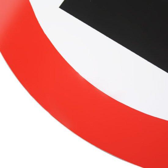 Placa Sinalizadora de Proibido Estacionar - Imagem zoom