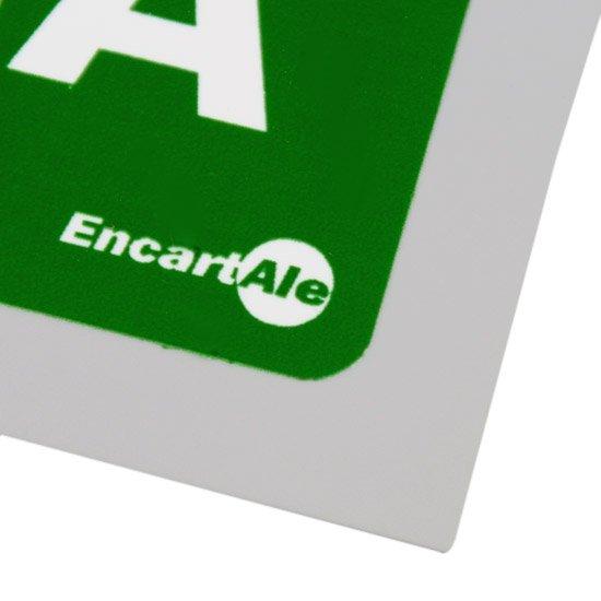Placa Sinalizadora de Saída de Emergência - Imagem zoom