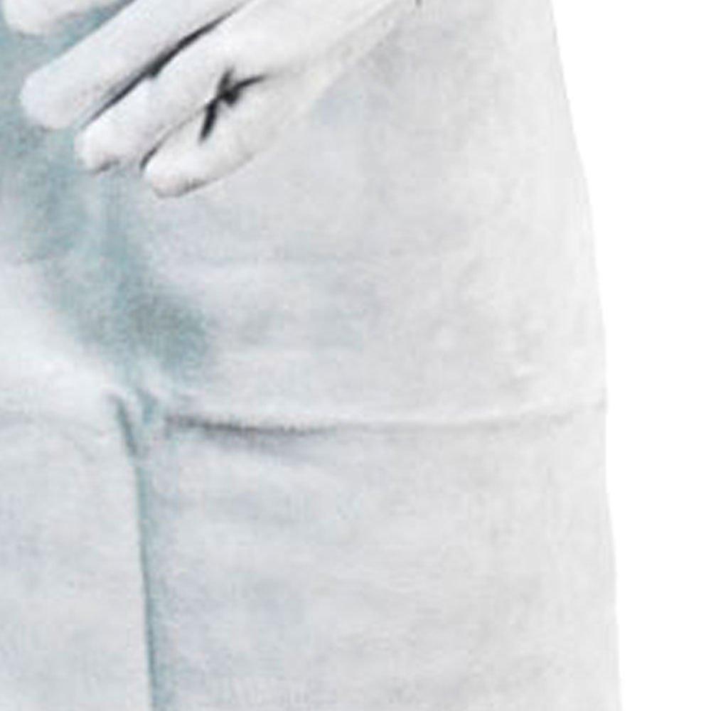 Avental de Raspa sem Manga tipo Açougueiro Soldador com Emenda 120 x 60cm - Imagem zoom