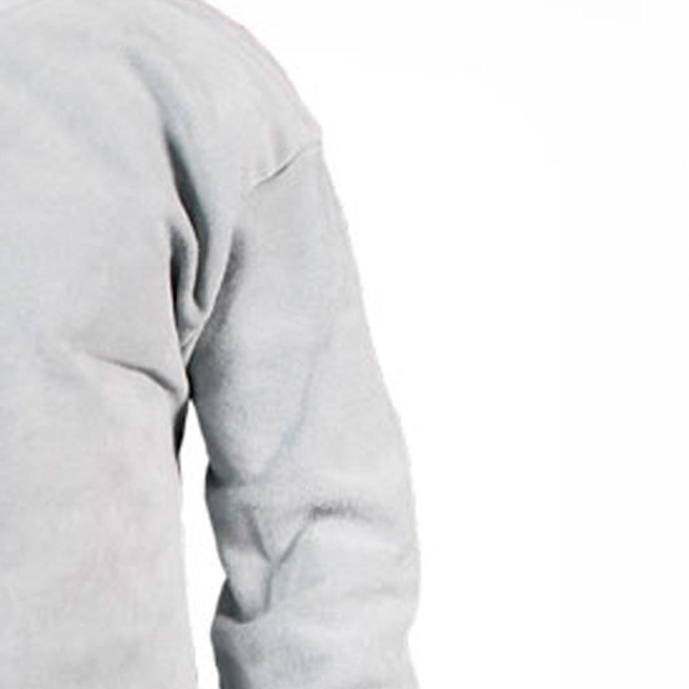 Avental de Raspa com Mangas tipo Barbeiro Soldador 120 x 60cm - Imagem zoom 665e99c1af