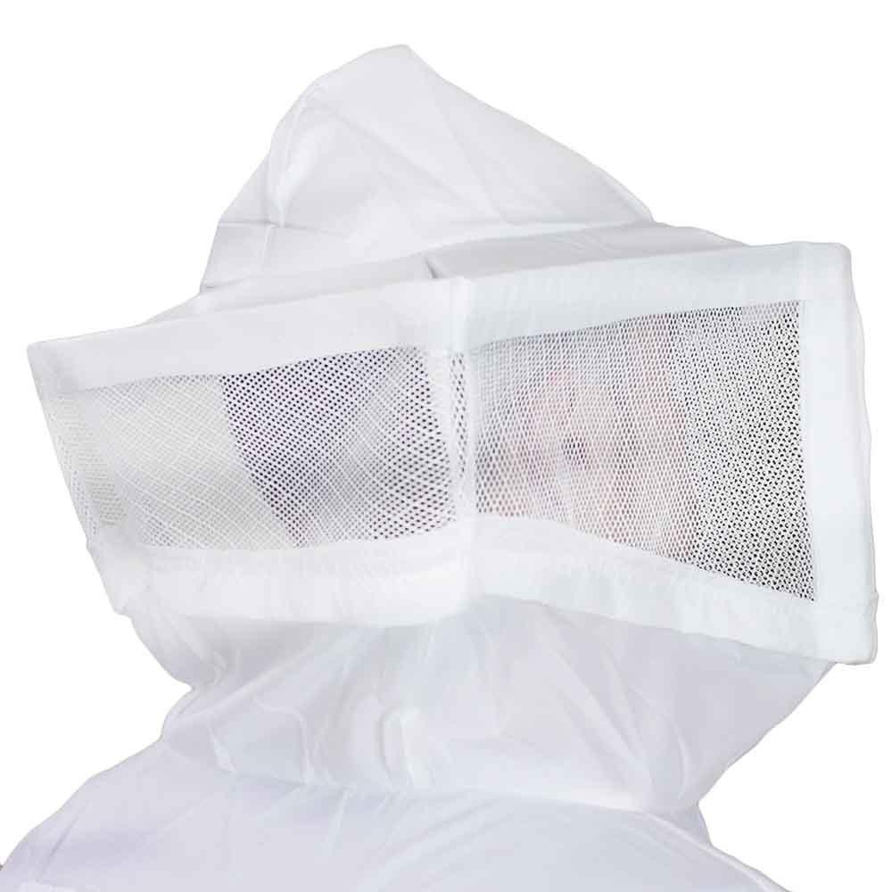 Macacão para Apicultor de Brim com Máscara - Tamanho G - Imagem zoom