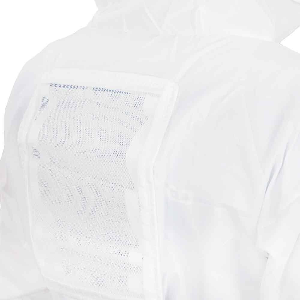 Macacão para Apicultor de Nylon com Máscara - Tamanho G - Imagem zoom
