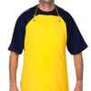 Avental Amarelo de PVC Forrado 120 x 70 cm - Imagem 2