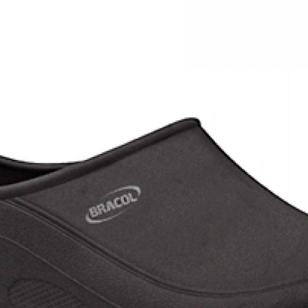 Sapato Flip Impermeável Preto com Solado de Borracha Nº 38 - Imagem zoom