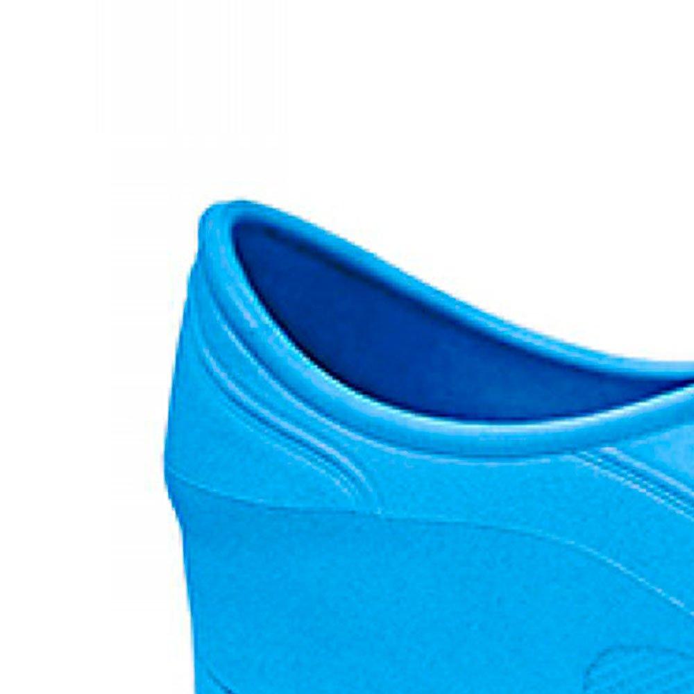 Sapato Flip Impermeável Azul com Solado de Borracha Nº 39 - Imagem zoom